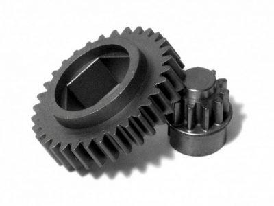 Производство цилиндрических зубчатых колес